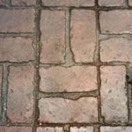 Old Brick Basketweave Mat - M8