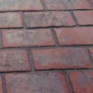 Old Brick Runningbond Mat - M9