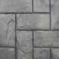 Herringbone Slate Mat - M11